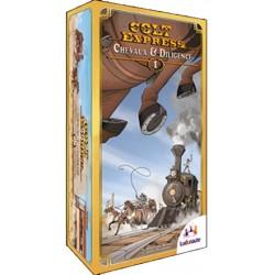 Colt Express : Chevaux et...
