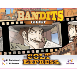 COLT EXPRESS - BANDITS : GHOST