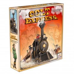 Colt Express - The game