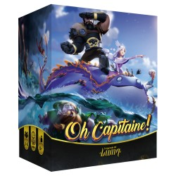 Oh Capitaine ! - Le Jeu