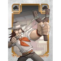 Colt Express - Les cartes...