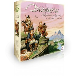 Discoveries - The boardgame