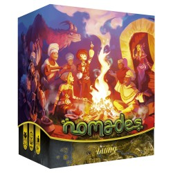 Nomads : The Boardgame +...