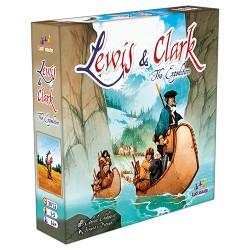 Lewis & Clark - Le Jeu